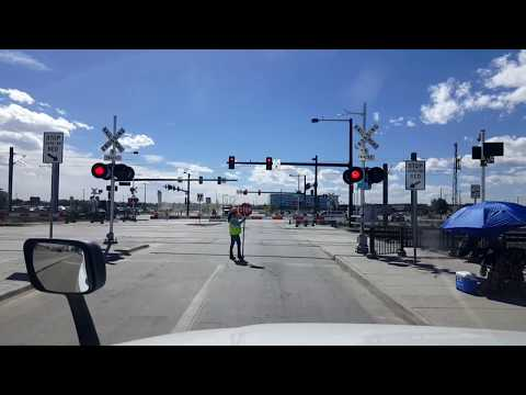 BigRigTravels LIVE! A drive around Denver, Colorado area-Sept. 22, 2017