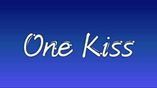 One Kiss (Lyrics) - Sofia Carson, Dove Cameron & China Anne McClain (Descendants 3)