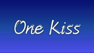 One Kiss (Lyrics) - Sofia Carson, Dove Cameron & China Anne McClain (Descendants 3)