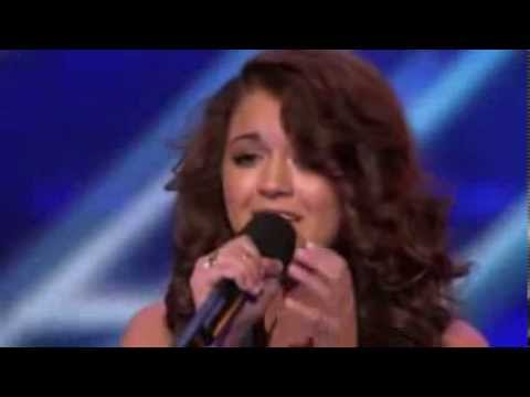 Rylie Brown - Clarity (The X-Factor USA 2013) [Audition]