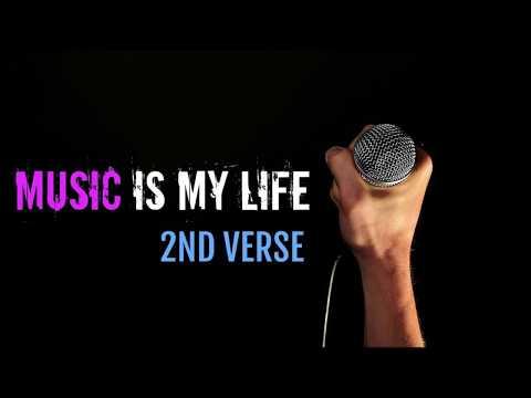 Music Is My Life (2nd Verse) | Creepy Reddit Series