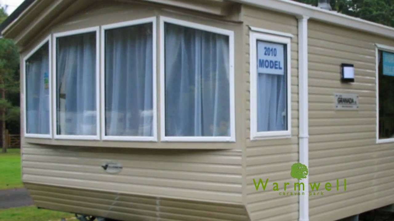 Static Caravan Holiday Homes FOR SALE At A Park In Dorset