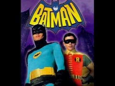 Old Batman TV Show Theme Song
