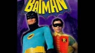 Old Batman TV Show Theme Song