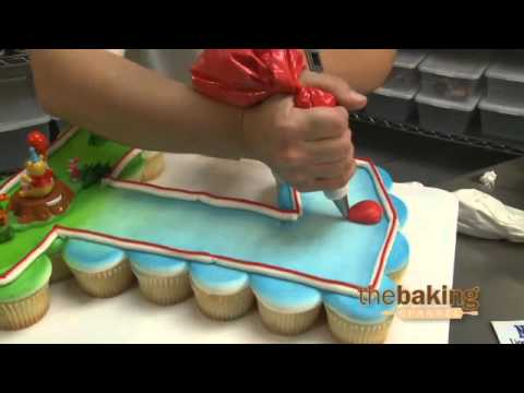 Cupcake Cakes Part Two YouTube