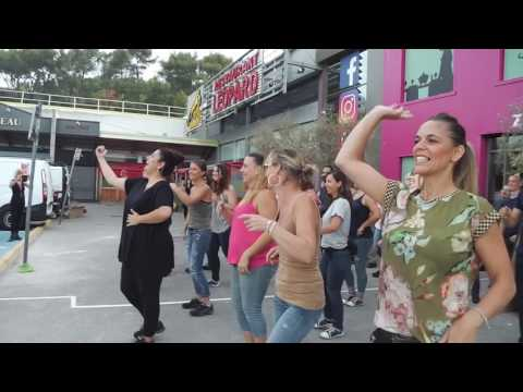 Zodio Toulon  : Flash Mob