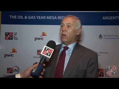 TOGY talks to Daniel Redondo, Secretary of Energy Planning at the Ministry of Energy and Mining