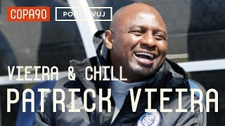 Vieira and Chill | Poet and Vuj Present