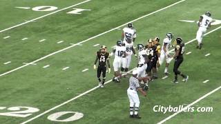 Detroit 2014 PSL Championship Game   Cass Tech vs ML King