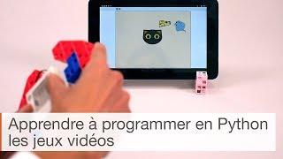 Apprendre à programmer en Python - des jeux vidéos
