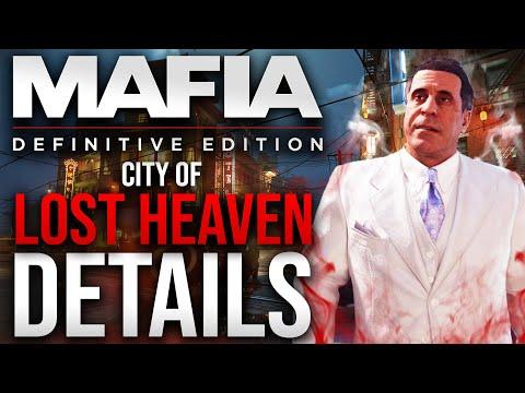 Mafia 1 Remake: The City Of Lost Heaven Details |