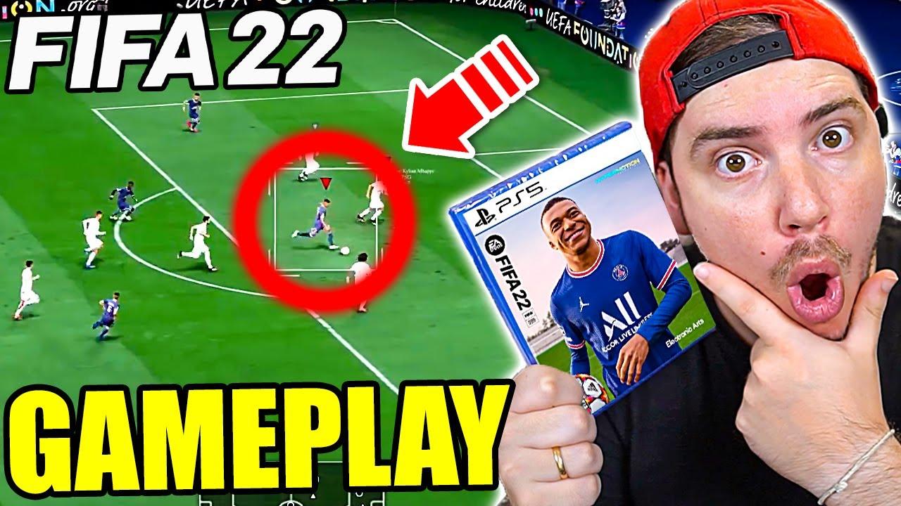 FIFA 22: CHE NE PENSO?? - FIFA 22 GAMEPLAY ANALISI