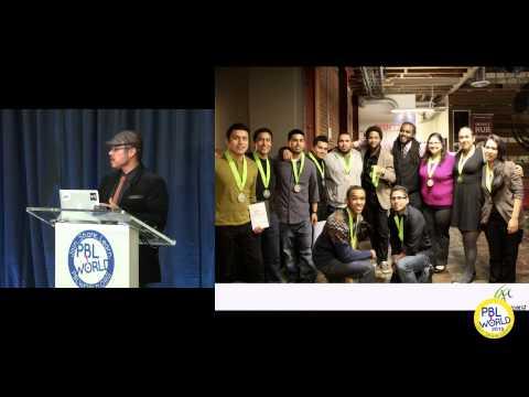 PBL World 2015: Alfred Solis Keynote