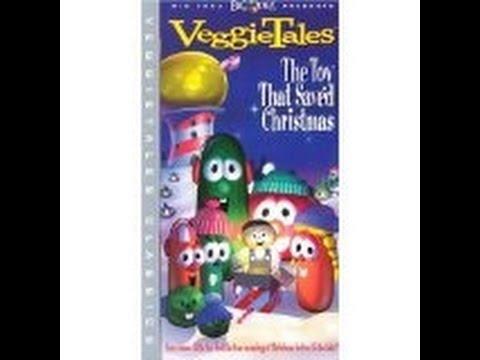 Veggietales The Toy That Saved Christmas Dvd Ebay