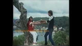 Diwura ow kiyami diwura - Milton Mallwarachchi with  Latha Walpola (Wanarejina Sinhala Movie)