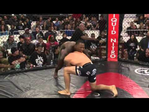 Julian Waterbury vs Demarcus Brown XAFS Wasteland November 9, 2014