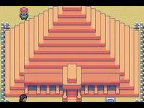 Pokemon Emerald: New Battle Pyramid World Record (1400 Floors Cleared)