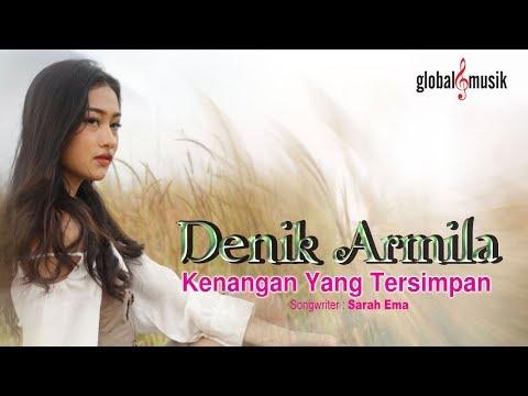 Denik Armila - Kenangan Yang Tersimpan (Official Lyric Video)