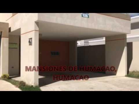 MANSIONES DE HUMACAO, HUMACAO