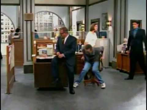 "The Drew Carey Show - Classic Winfred-Lauder ""Rut"" Teaser"
