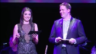Mean Girls' Barrett Wilbert Weed and Grey Henson perform