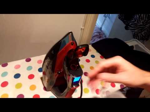 Hoover Iron Jet TID2500C Review!