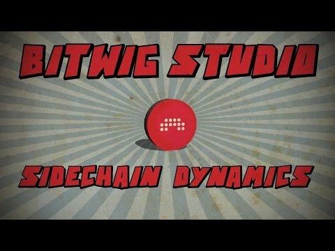 Bitwig Studio: Sidechain Dynamics