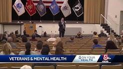 VA addresses stigma surrounding veterans seeking mental health treatment