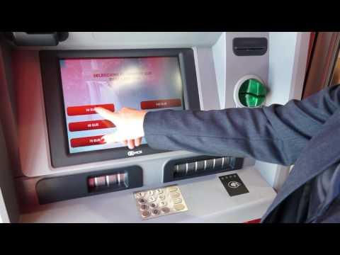 Sacar Dinero Sin Tarjeta Con El Móvil - Banco Santander