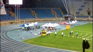 2013全國運動會女子5000公尺決賽
