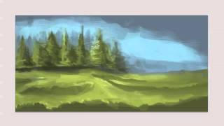 Escape From Paradise - Speed Paint