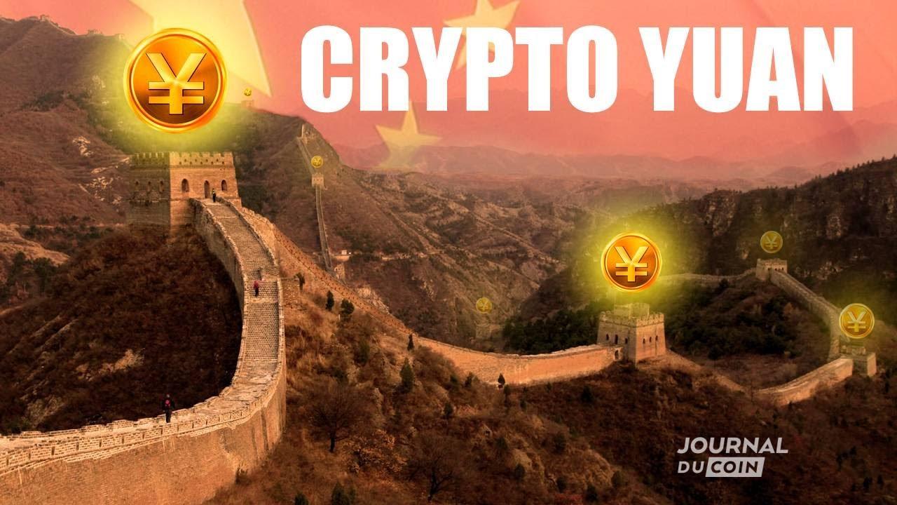 LES MYSTÈRES DE LA CRYPTOMONNAIE D'ETAT CHINOISE : LE CRYPTO-YUAN, UNE MENACE POUR LE ROI DOLLAR ?!