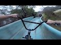 GoPro BMX - BARCELONA ABANDONED WATER PARK