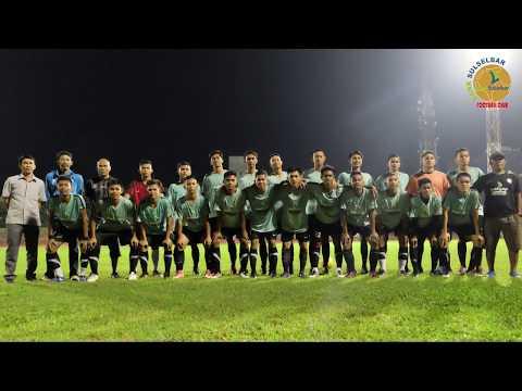 Laga Persahabatan Bank Sulselbar FC U-16 vs PSM Makassar U-19 . 27 Juli 2017