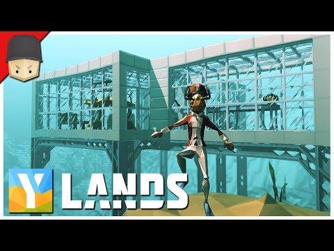YLANDS - UNDERWATER LAB! : Ep.33 (Survival/Crafting/Exploration/Sandbox Game)
