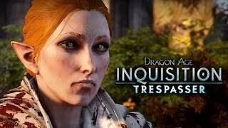 Dragon Age: Inquisition - Trespasser DLC - Game Movie (All Cutscenes + Story) - Namiko Edition