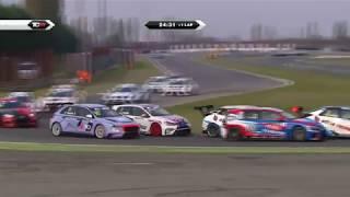 이제는 유럽 본토다 !!! 현대 I30N 유럽 접수 (TCR Europe Race 2 Highlight)