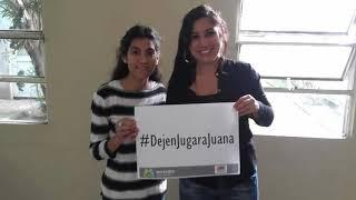 Juana Cángaro: en la cancha todos somos iguales