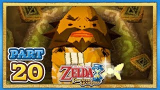 The Legend of Zelda: Phantom Hourglass - 20 - Goron Island!