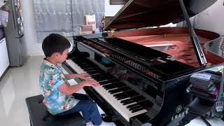 Cecilia International Music Competition 2019 (Preliminary Round) - Nattapop Lertvalaipong K.3
