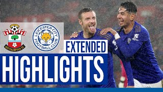 Southampton 0 Leicester Cİty 9 | Extęndęd Highlights