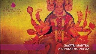 Gambar cover Gayatri Mantra by Shankar Mahadevan