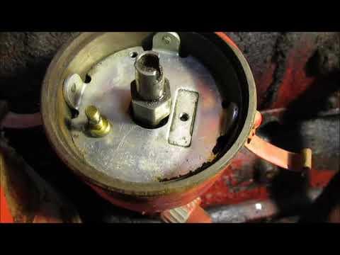 Farmall 706 Gas Pertronix Ignitor Ignition Upgrade