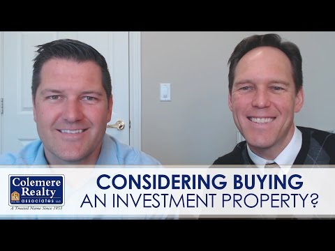 Utah Real Estate: Considering buying an investment property?
