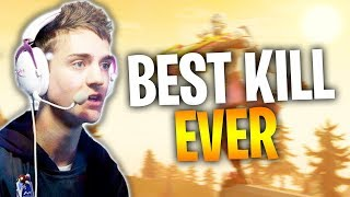 NINJA GETS THE BEST KILL EVER IN HISTORY - Fortnite Battle Royale WTF & Funny Moments Episode. 160