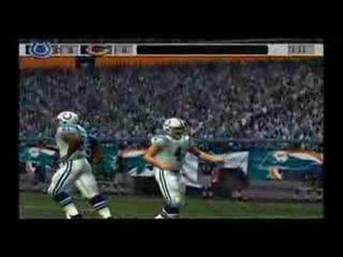Super Bowl XLI( Madden 07 Prediction)