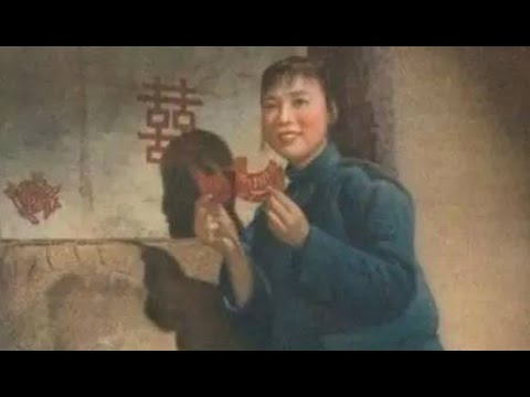 Director Zeng Fuhu chat Movies—《Bai Mao Nv》《白毛女》(1950年)