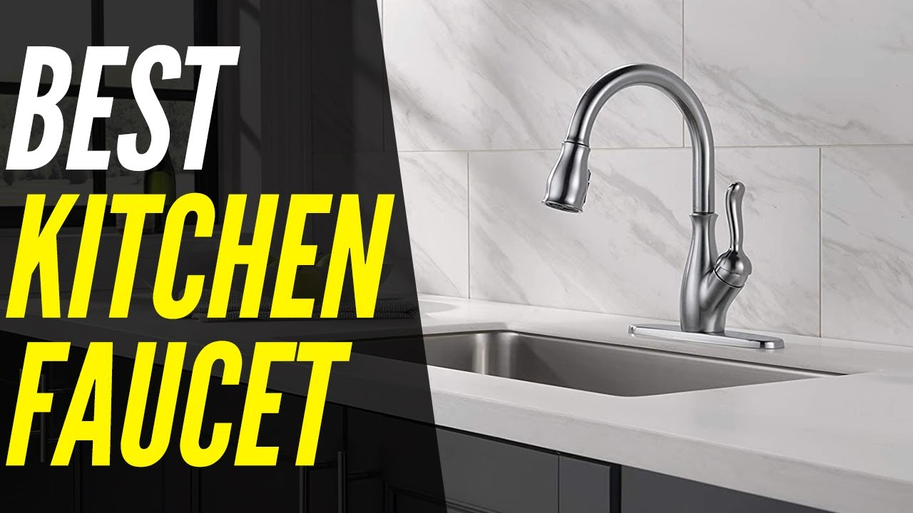 best kitchen faucet 2021 dual spray pull down