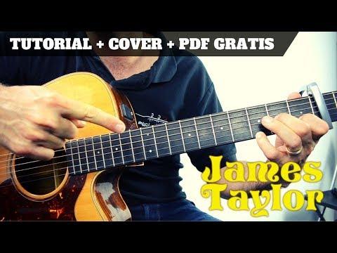 YOU'VE GOT A FRIEND | James Taylor | PDF GRATIS + TUTORIAL + COVER |