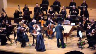 Cecilia Bartoli - Alleluja from Exsultate, jubilate by Mozart (Prague, Rudolfinum 12/11/2013)